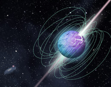 A magnetar in outburst