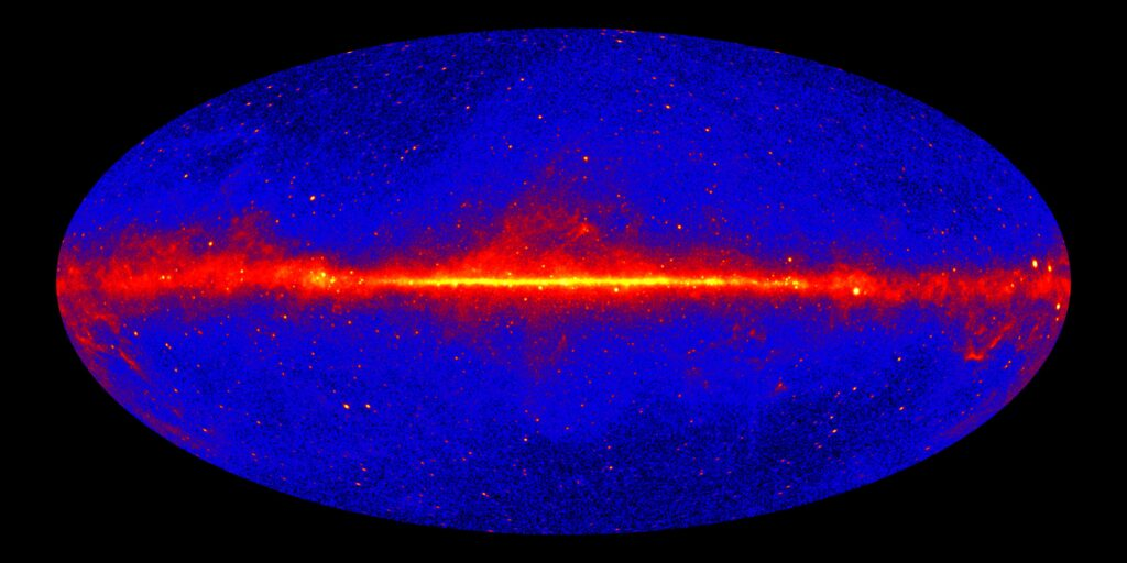Fermi's Five-year View of the Gamma-ray Sky