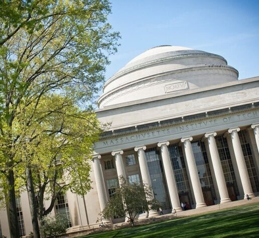 MIT dome in Spring