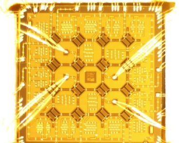 16-qubit superconducting quantum chip