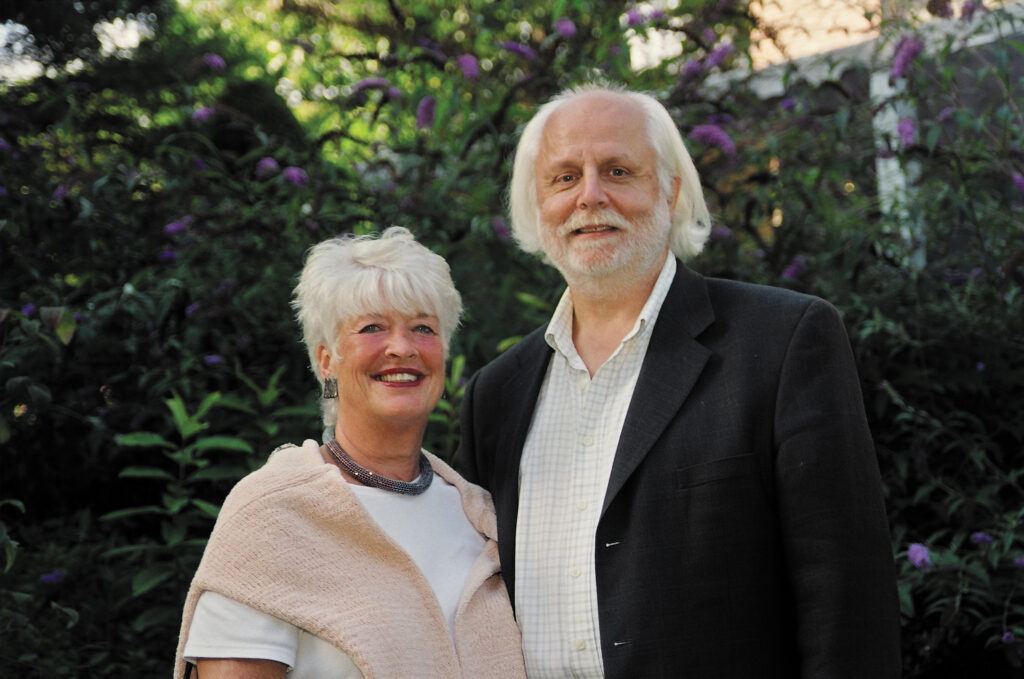 Jane and Neil Pappalardo