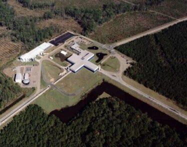 LIGO Livingston detector site