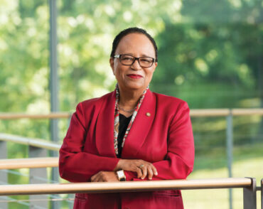 Dr. Shirley Jackson '68, PhD '73