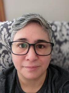 Kimeee Heatley, Physics Web & Database Administrator