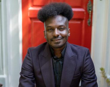 Ibrahim Cissé headshot